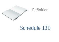 -- Schedule 13D - Definitino --