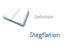 finance term definition - stagflation