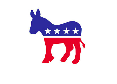 Democratic Party - Donkey - Illustration
