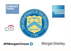 logo - department of treasury - banks