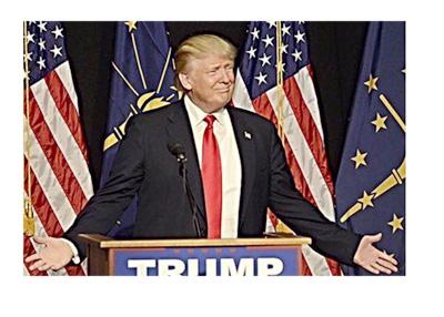 Donald Trump campaign photo - Twitter - Cmon you guys
