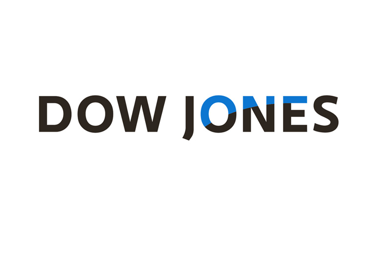 Dow Jones Industrial - New Logo - Year 2014
