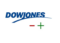 Dow Jones - Additions and Subtractions - DJIA - Logo - Illustration