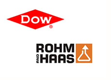 company logos - dow rohm and dow