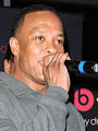 Dr Dre performing live