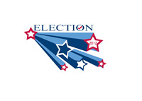 Election 2012 - Illustrated Sign