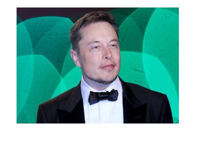 Elon Musk is the man in the spotlight.  Tesla is doing well.
