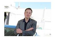 Elon Musk - Sunny Day