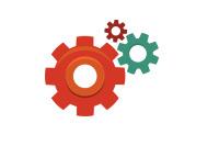 Employment Gears - Illustration