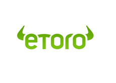Etoro company logo - Discount broker available in Canada