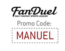 FanDuel Promo Code - Manuel