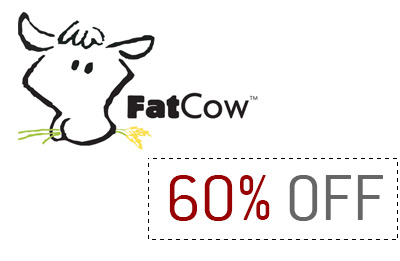 Fatcow 60% Discount Coupon