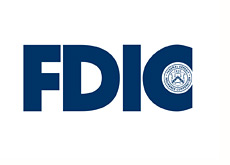 -- the fdic logo - federal deposit insurance corporation --