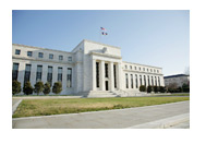 Federal Reserve Building - Crisp Winter Day