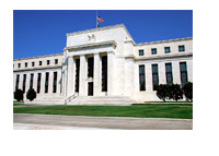 The Federal Reserve Building on a Sunny Day - Photo