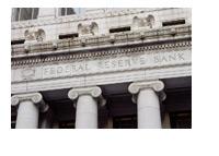 The Federal Reserve Building Facade
