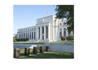 The Federal Reserve Building - Morning Photo