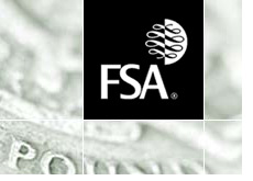 financial services authority - logo - fsa - england - british pound