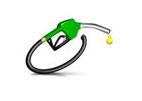 Gasoline Pump Hose - Illustration