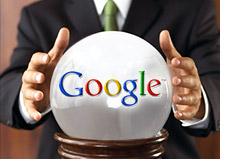 Forcasting Google's future
