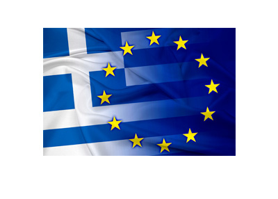 Greece stays in European Union - Illustration / Concept