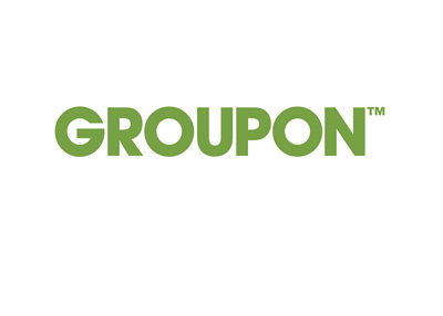 Groupon logo - Green colour