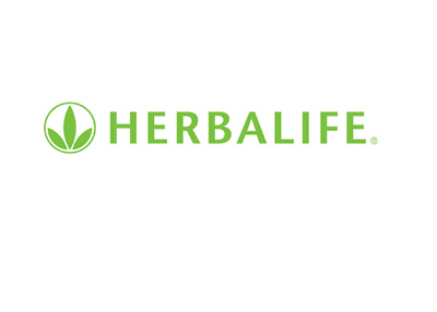 Herbalife Company Logo - Light Green Color