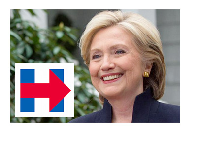 Hillary Clinton - Presidential Campaign - 2015 - Photo and Logo
