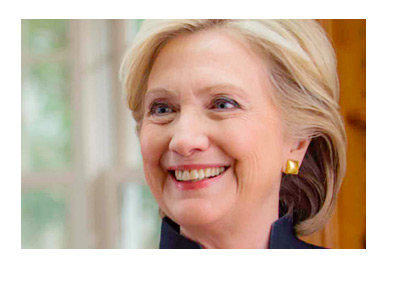Hillary Clinton - United States elections year 2016 - Photo - Smiling