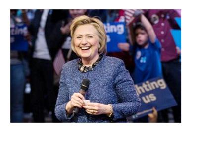 Hillary Clinton campaign photo - Year 2016 - Social media