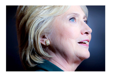 Hillary Clinton Twitter profile photo