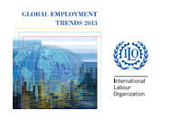 International Labour Organization - Global Employment Trands 2013 - Thumbnail