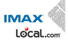 -- imax corporation and local.com fake press releases --