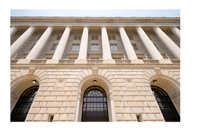 IRS Building - Washington DC - Internal Revenue Service
