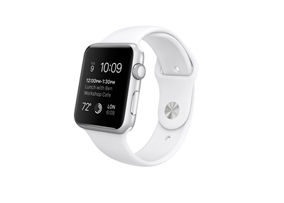 Apple iWatch - Unveiled - White - Sport