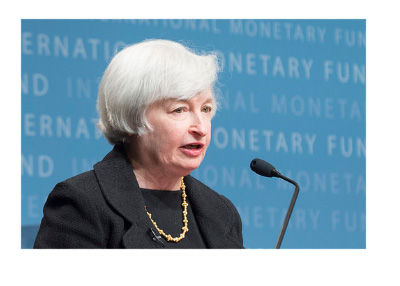 Janet Yellen - Year 2015 - International Monetary Fund event