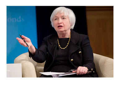Janet Yellen - United States of America - Federal Reserve chairwoman