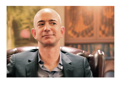Amazon CEO - Jeff Bezos - Interview - Sitting in leather chair - Knowing Glance