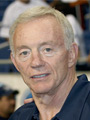 Jerry Jones owner of Dallas Cowboys