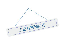 -- Door sign - Job Openings --