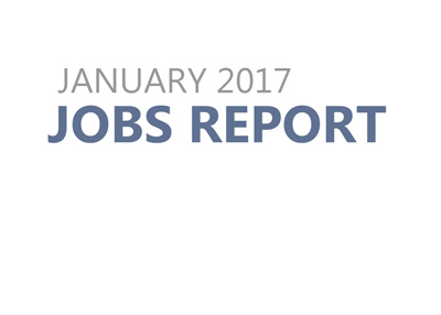 January 2017 Jobs Report - Lettering.