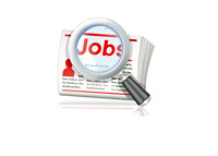 Search for Jobs - Illustration