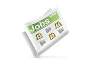 Mcdonalds jobs in the classifieds - Illustration