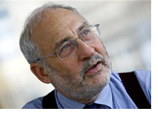 -- Formerly the Chief Economist at the World Bank. Stiglitz, Joseph --