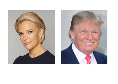 Megyn Kelly vs. Donald Trump - Battle over social media and television