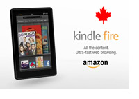 Kindle Fire Canada