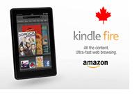 Kindle Fire Canada