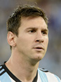 Lionel Messi - Argentina Football Team Jersey - Profile Photo