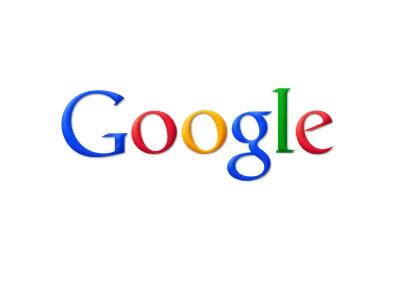 Google Company Logo - 400 pix width