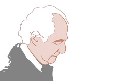 -- Bernard Madoff Illustration --
